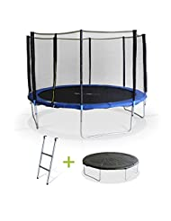 achat trampoline exterieur. Black Bedroom Furniture Sets. Home Design Ideas