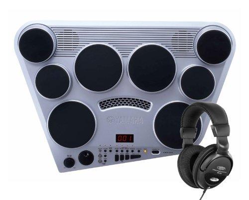 Yamaha DD-65 SET percussioni digitali con cuffie incluse, 8 pads, stereo