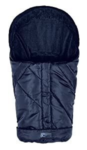 Altabebe Winter Footmuff Car Seat Deluxe Line (Navyblue)