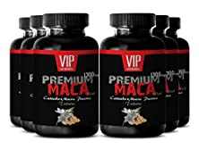 buy Natural Enhancement Of Sexual Well-Being With Premium Maca Extract 1300Mg To Support Healthy Libido (6 Bottles 360 Tablets)