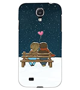 SAMSUNG GALAXY MEGA 6.3 LOVE COUPLE Back Cover by PRINTSWAG