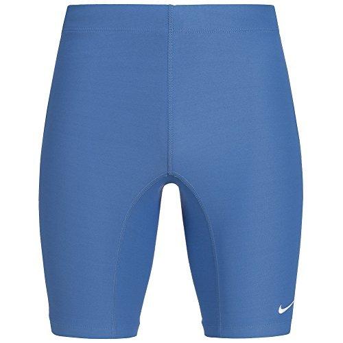 Nike taglio secco Scarpe di Corsa per uomini stretto Jogging Collant Pantaloni a correre Pantaloni Shorts uomini, blu