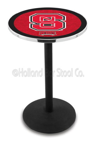 Wondrous North Carolina State Wolfpack L214 42 Tall Logo Pub Table Unemploymentrelief Wooden Chair Designs For Living Room Unemploymentrelieforg