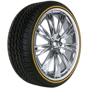 235/50R18 101 H VOGUE TIRES GOLD & WHITE