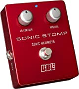 BBE SONIC STOMP Sonic Maximizer Stomp Box Pedal