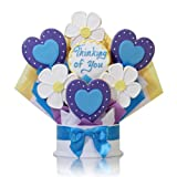 Corso's Cookies Hearts & Flowers Cookie Bouquet
