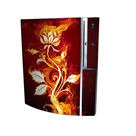 PS3 Playstation 3 Body Protector Skin Decal Sticker, Item No.PS30853-66