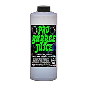 Froggys Pro Bubbles - Liquid Bubble Machine Refill (1 Quart)