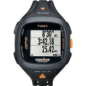 Buy Timex Ironman Run Trainer 2.0 GPS Watch, Black Orange by Timex