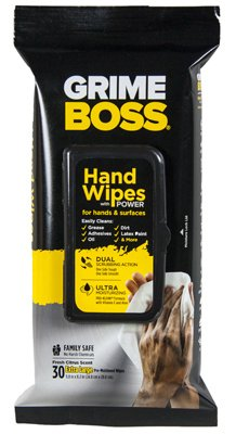Nice Pak Products A541S30X 30CT Hand Clean Wipes - Quantity 6