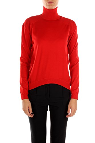 12X7837500600-Givenchy-Pull-Femme-Laine-Rouge