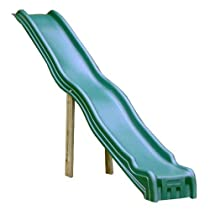Big Sale Best Cheap Deals Giant Cool Wave Slide - Green