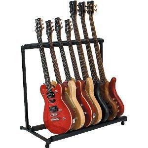 RockStand 7 Guitar Rack Stand