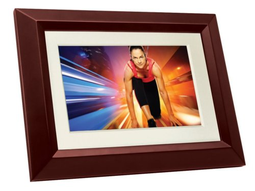 Philips-SPF3402SG7-101-Inch-Digital-Picture-Frames-BrownBlack-with-White-Matte