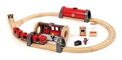 Schylling Brio Metro Railway Set by Brio