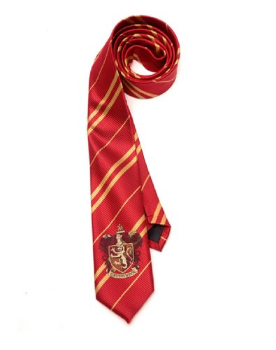 Harry Potter Necktie Sorting Silk Neck Tie Cosplay Costume