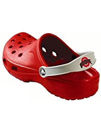 Ohio State Crocs Little Kids Collegiate Cayman