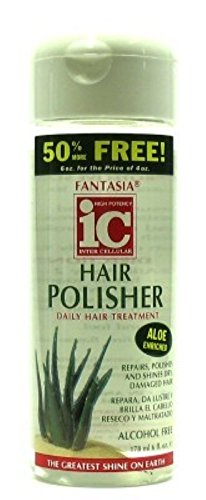 Fantasia IC Polisher, Regular, 6 oz (Ic Hair Polisher Spray compare prices)