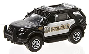 Matchbox 2014 Collection '93 Ford Mustang LX SSP Police ...