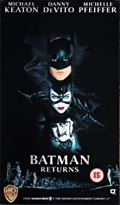 Batman Returns [VHS] [Import allemand]