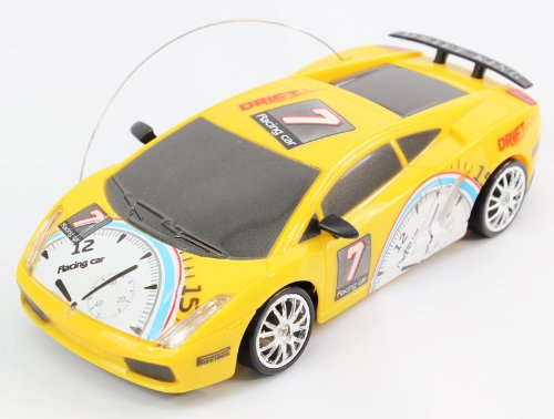1:24 Scale Full Function Graffiti EXTREME DRIFT RC Lamborghini Gallardo Drifting Car Remote Control (Colors May Vary)