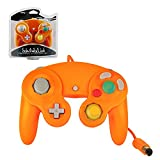 Wii/GAMECUBE Controller (TTX Tech) オレンジ ゲームキューブ コントローラー 全3色 (互換品) NXGC-021