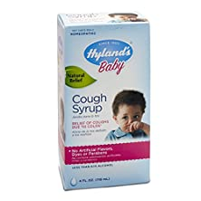 buy Hyland'S Baby Cough Syrup, Natural Cough And Cold Relief, 4 Ounce