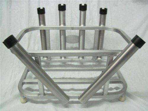 Jet ski fishing rod rack cooler holder combo buy for Jet ski fishing rack