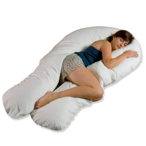 Comfort U Total Body Support Pillow (Full Size)