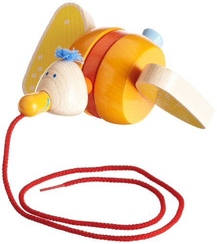 Click To Haba Pulling Animal Ducky Duck Details