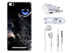 Spygen XIAOMI REDMI Note 3 Case Combo of Premium Quality Designer Printed 3D Lightweight Slim Matte Finish Hard Case Back Cover + Charger Adapter + High Speed Data Cable + Premium Quality Handfree