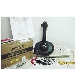 Mercury/Quicksilver Parts 8M0011213 REMOTE CONTROL REMOTE CONTROL PANEL MOUNT...