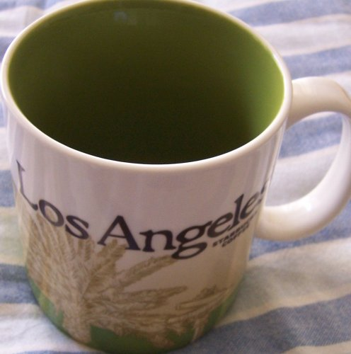 Starbucks Los Angeles Collector Coffee Mug New