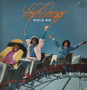 HOLD ON LP (VINYL ALBUM) US GORDY 1980