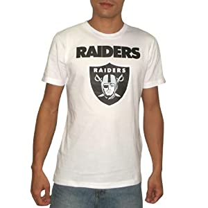 NFL Oakland Raiders Mens Athletic Cotton Short Sleeve T Shirt Tee by NFL