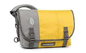 Timbuk2 Classic Messenger Bag - Extra Small - Cement/Reso Yellow/Reso Yellow