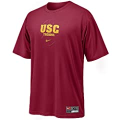 Nike USC Trojans Dri ?FIT T Shirt-Conference Performance by Nike