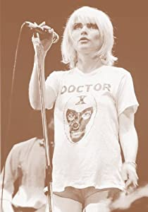 Amazon Com Blondie Debbie Harry Doctor X T Shirt 11 Quot X