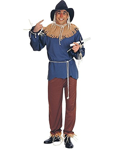 Scarecrow Costume - Standard - Chest Size 40-44
