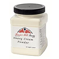 Heavy Cream Powder, Hoosier Hill Farm, 1 lb. Jar