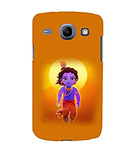 printtech Lord God Krishna Small Cartoon Back Case Cover for Samsung Galaxy A7::Samsung Galaxy A7 A700F