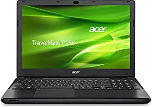 Acer TravelMate P256-MG-510B 39,6 cm (15,6 Zoll HD) Notebook (Intel Core i5-4210U, 2,7GHz, 4GB RAM, 500GB HDD, Nvidia GeForce 840M, DVD, Win7 / Win 8 Pro) schwarz