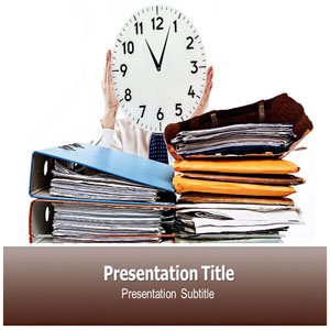 Time Management PowerPoint Templates - Time Management (PPT) Templates