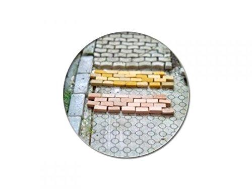 juweela 28145 stra enpflaster gehwegpflaster rot mix 5. Black Bedroom Furniture Sets. Home Design Ideas