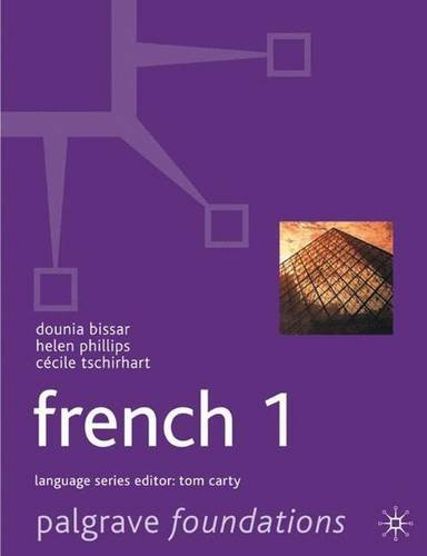 Foundations French: Level 1 (Palgrave Foundation Series Languages)
