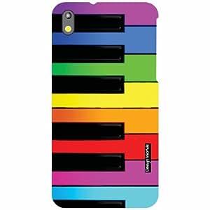 Design Worlds Back Cover For HTC Desire 816 - Multicolor