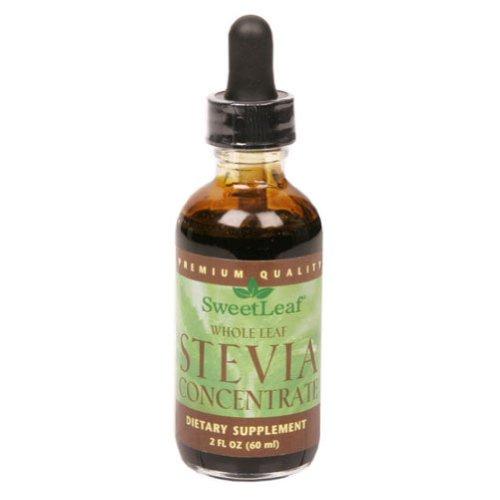 Stevia Supplement Liquid 2 Oz.