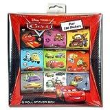 Disney's Cars Sticker Set - Cars Sticker Box (9 rolls)