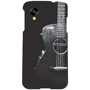 Printland Guitar Phone Cover For LG Nexus 5 LG-D821