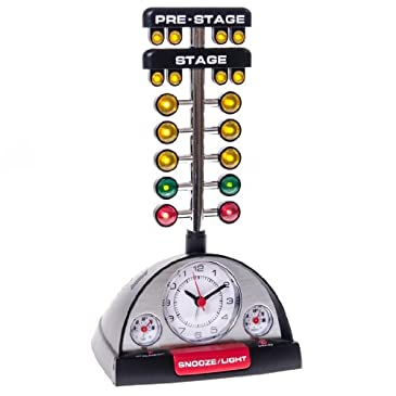 Racing Alarm Clock